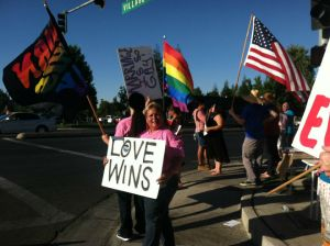 bakersfield+same+se+marriage+rally